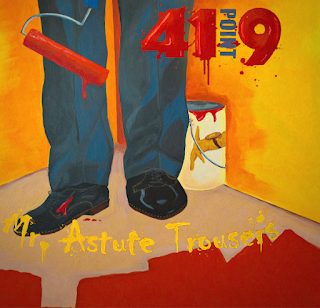 Mr. Astute Trousers - 41POINT9