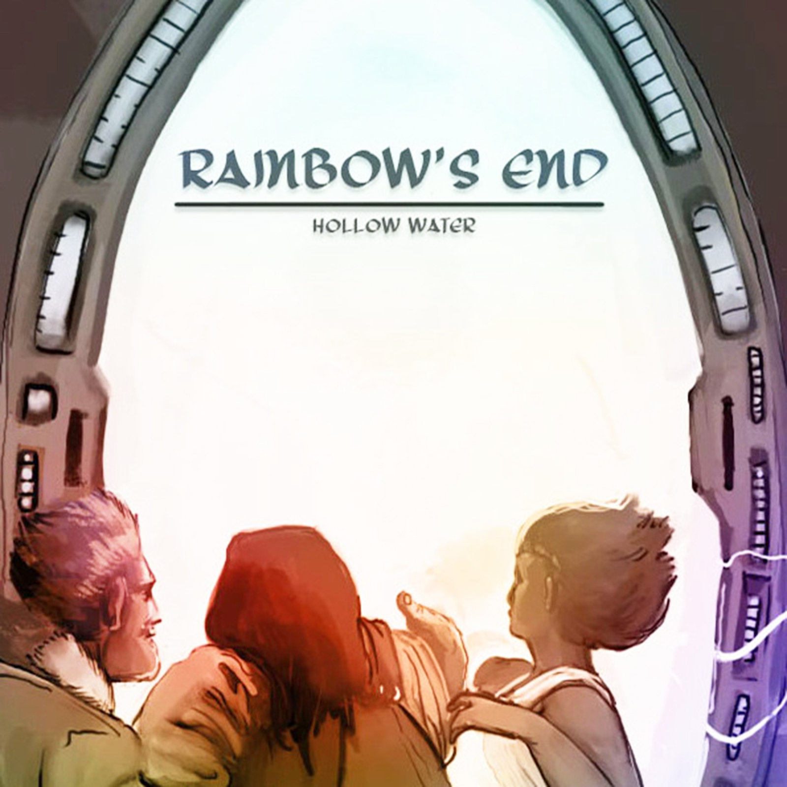 Rainbow's End - HOLLOW WATER