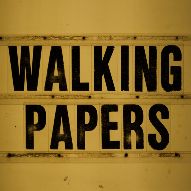WP2 - WALKING PAPERS