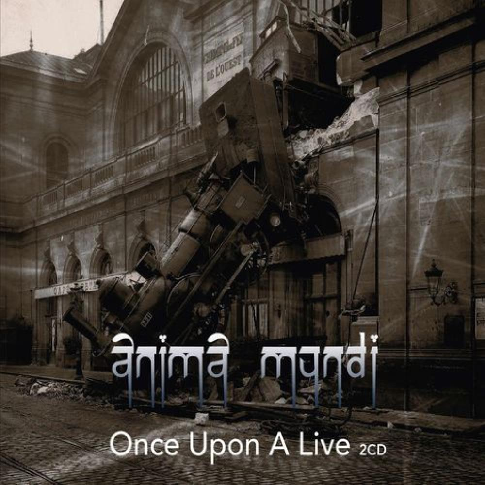Once upon a Live (CD X 2) - ANIMA MUNDI