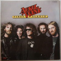 First glance  - APRIL WINE