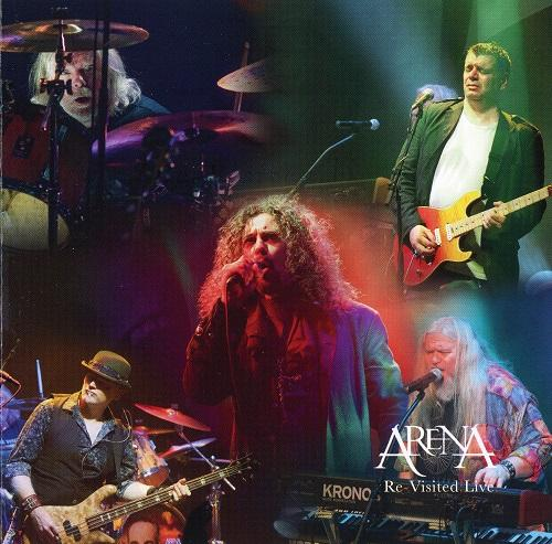 Re-Visited: Live! (CD X2) - ARENA