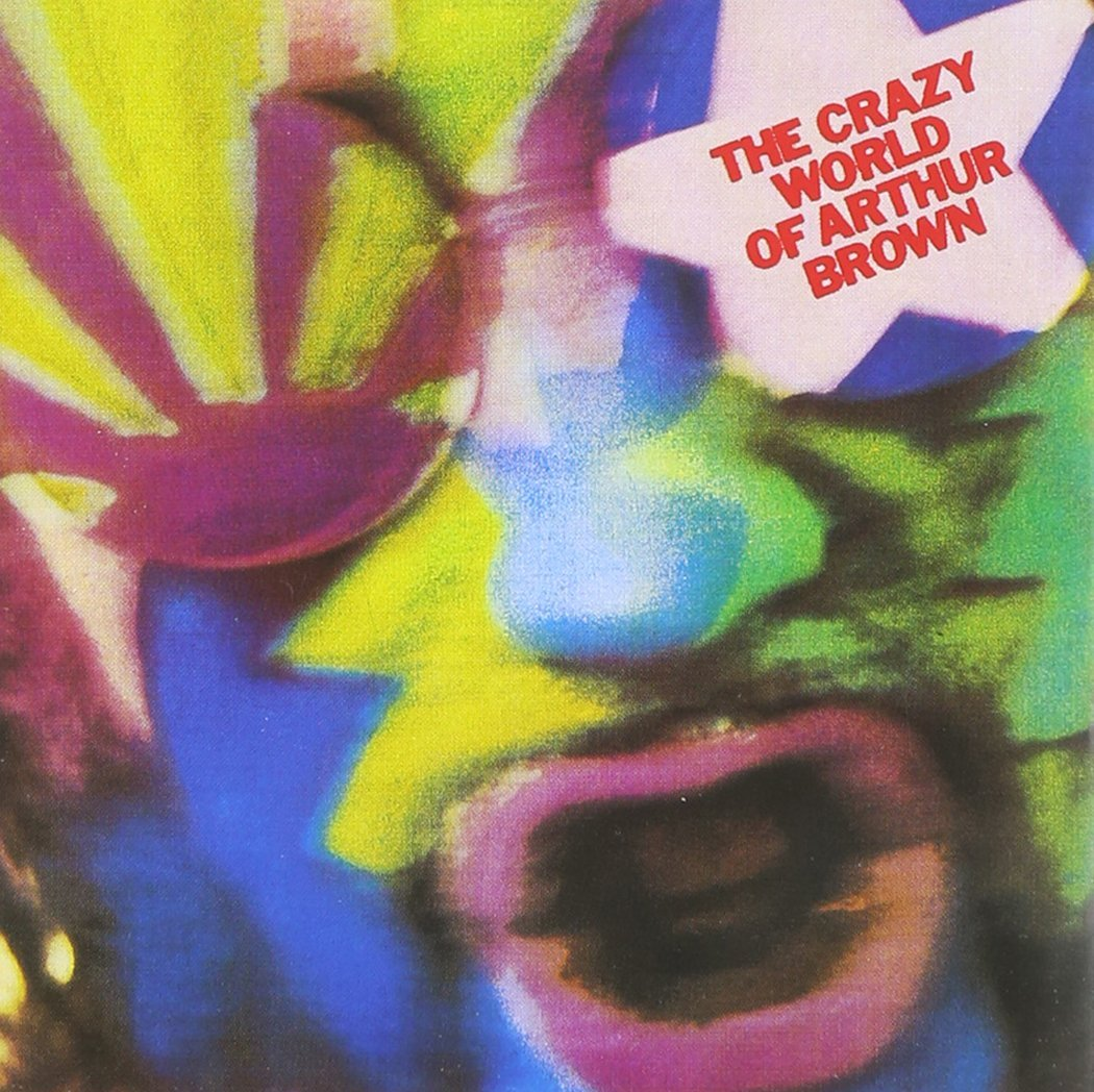 Zim Zam Zim - THE CRAZY WORLD OF ARTHUR BROWN