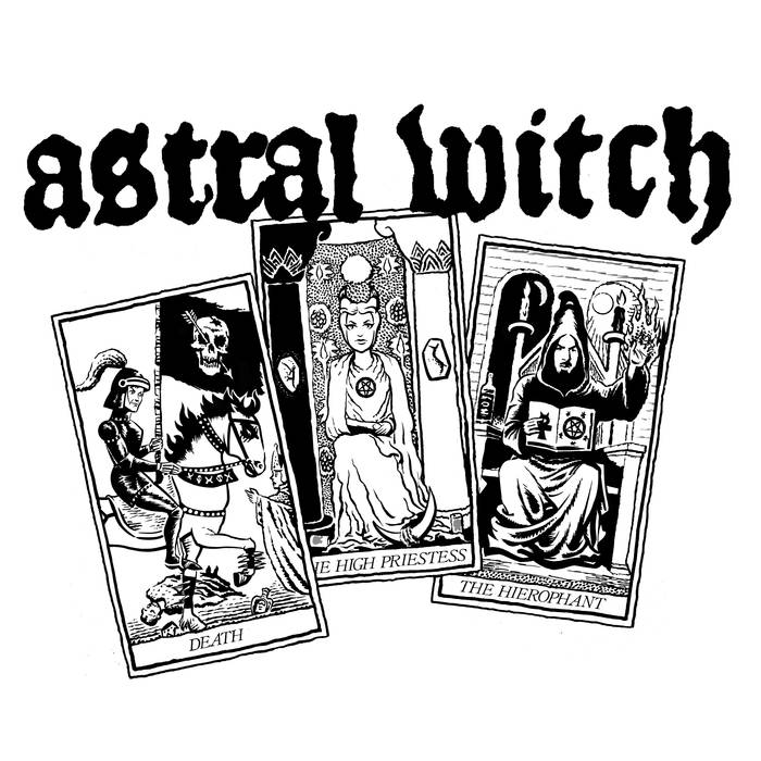 Astral witch - ASTRAL WITCH