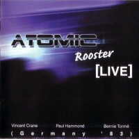 Live in Germany - ATOMIC ROOSTER