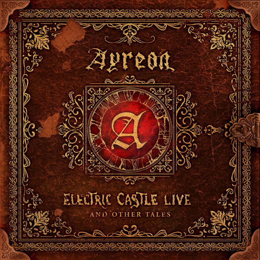 Electric Castle Live And Other Tales (CD X2) - AYREON