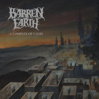 A complex of cages - BARREN EARTH
