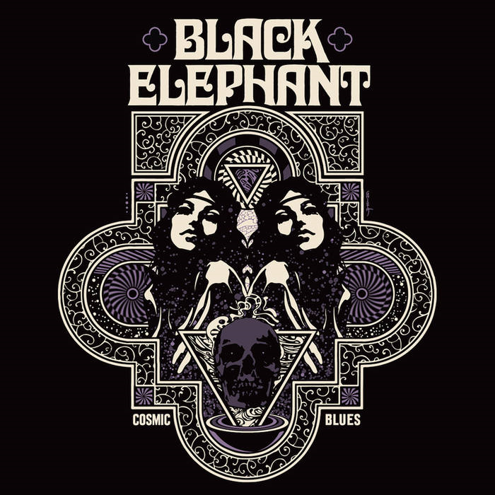 Cosmic Blues - BLACK ELEPHANT