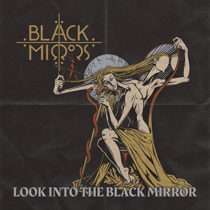 Looking into the black mirror - BLACK MIRRORS