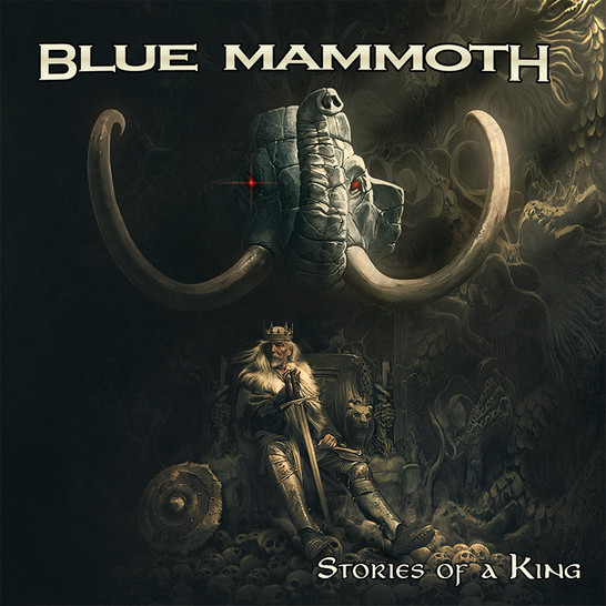 Stories of a king - BLUE MAMMOTH