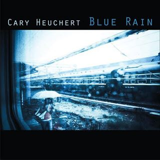 Blue rain - CARY HEUCHERT