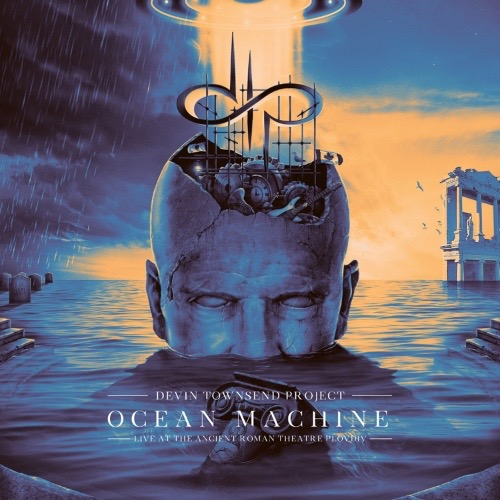 Ocean machine (live) CD x 3 - DEVIN TOWNSEND PROJECT