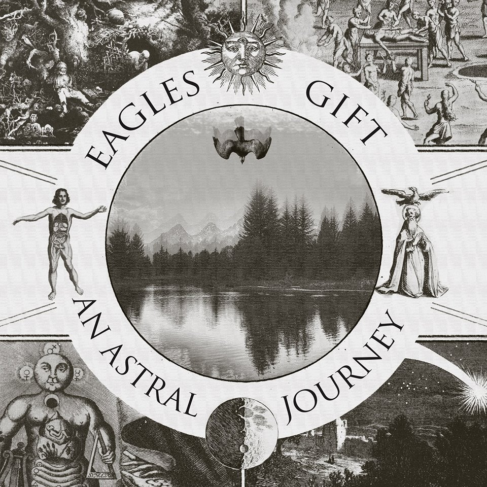 An astral journey - EAGLES GIFT