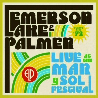 Live At The Mar Y Sol Festival '72 - EMERSON LAKE AND PALMER