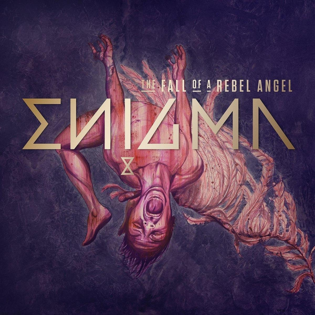 The fall of the rebel angel (CD X4) - ENIGMA