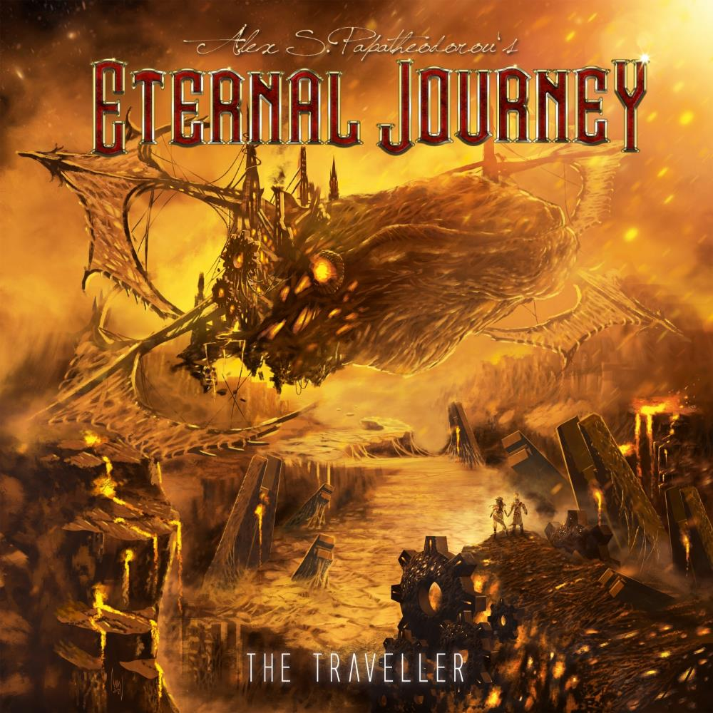 The Traveller - ETERNAL JOURNEY