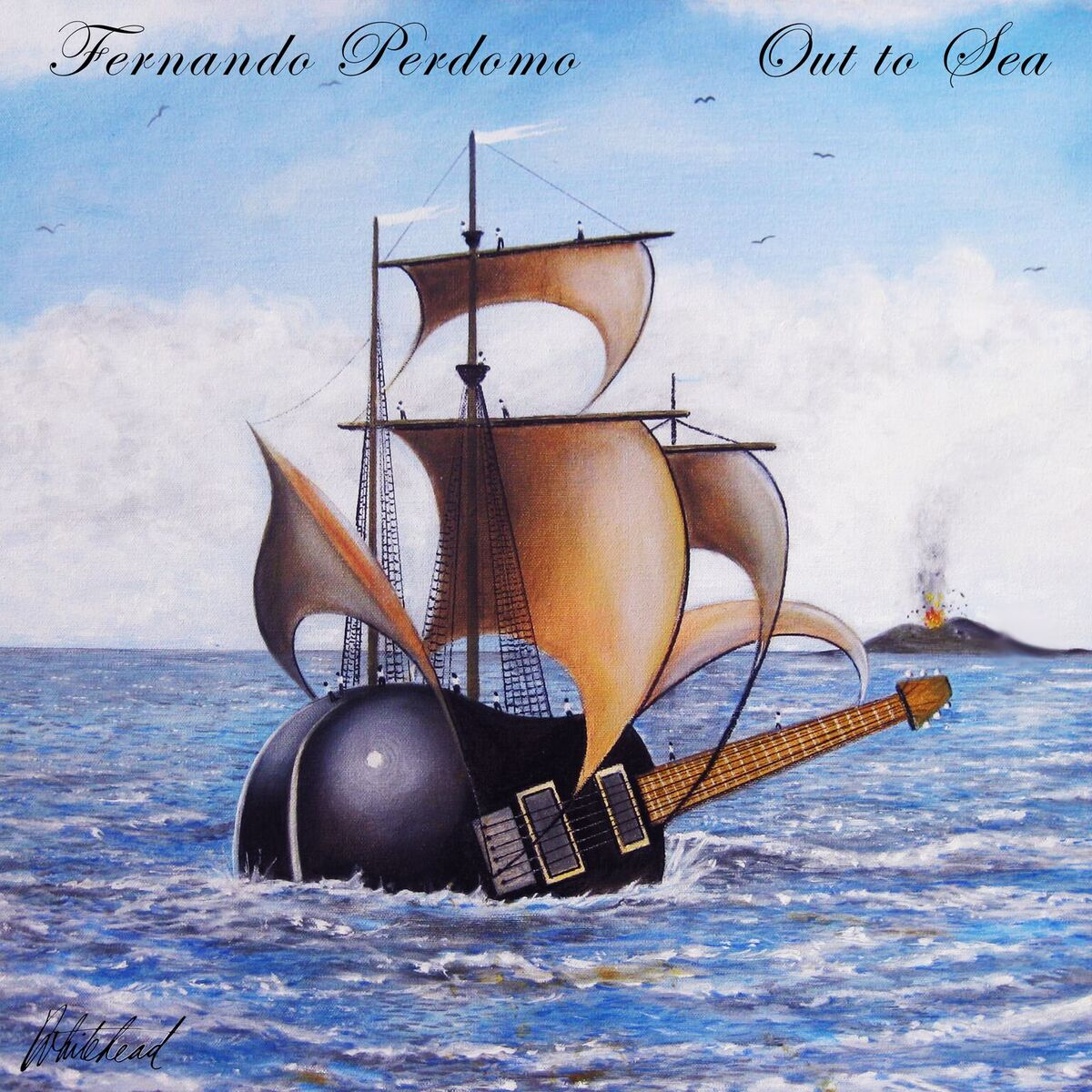 Out to sea - FERNANDO PERDOMO