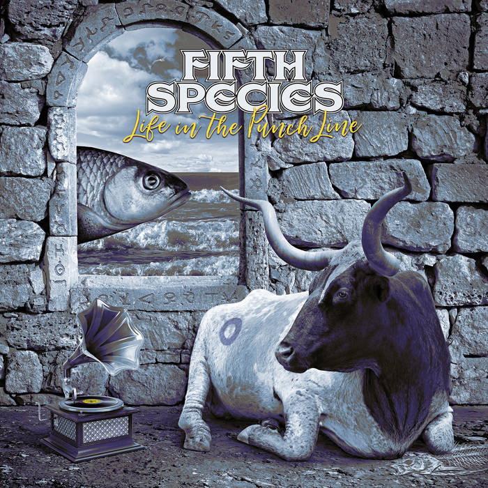 Life in the punch line - FIFTH SPECIES