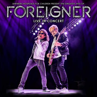 Foreigner live in concert (2019) - FOREIGNER