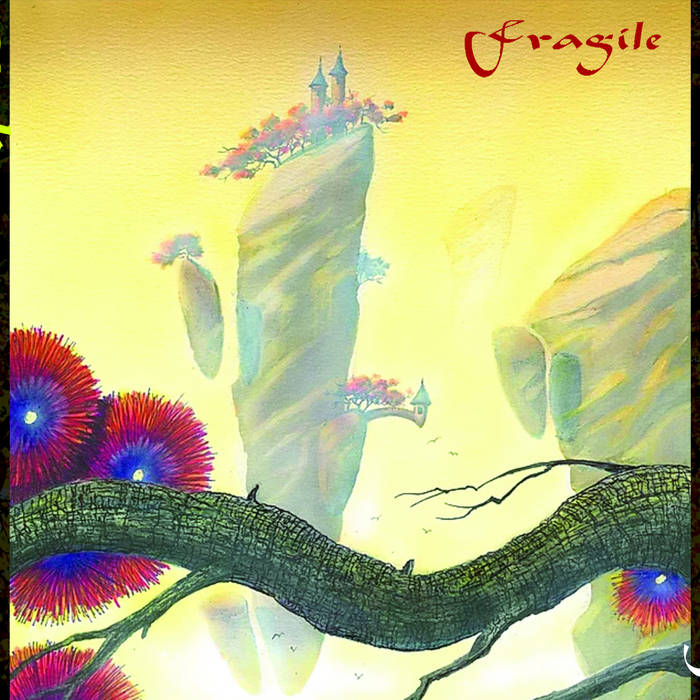 Golden Fragments - FRAGILE