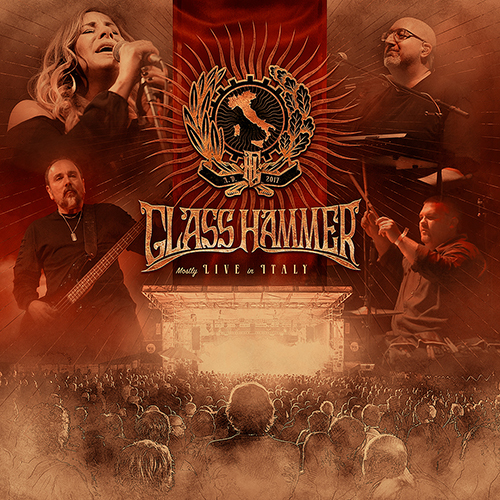 Mostly live in Italy (Live) - GLASS HAMMER