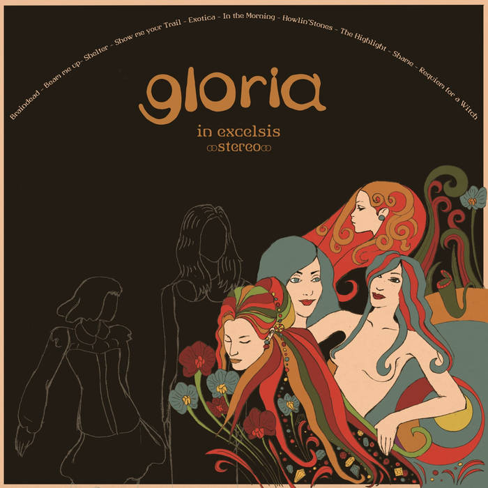 Gloria In Excelsis Stereo  - GLORIA