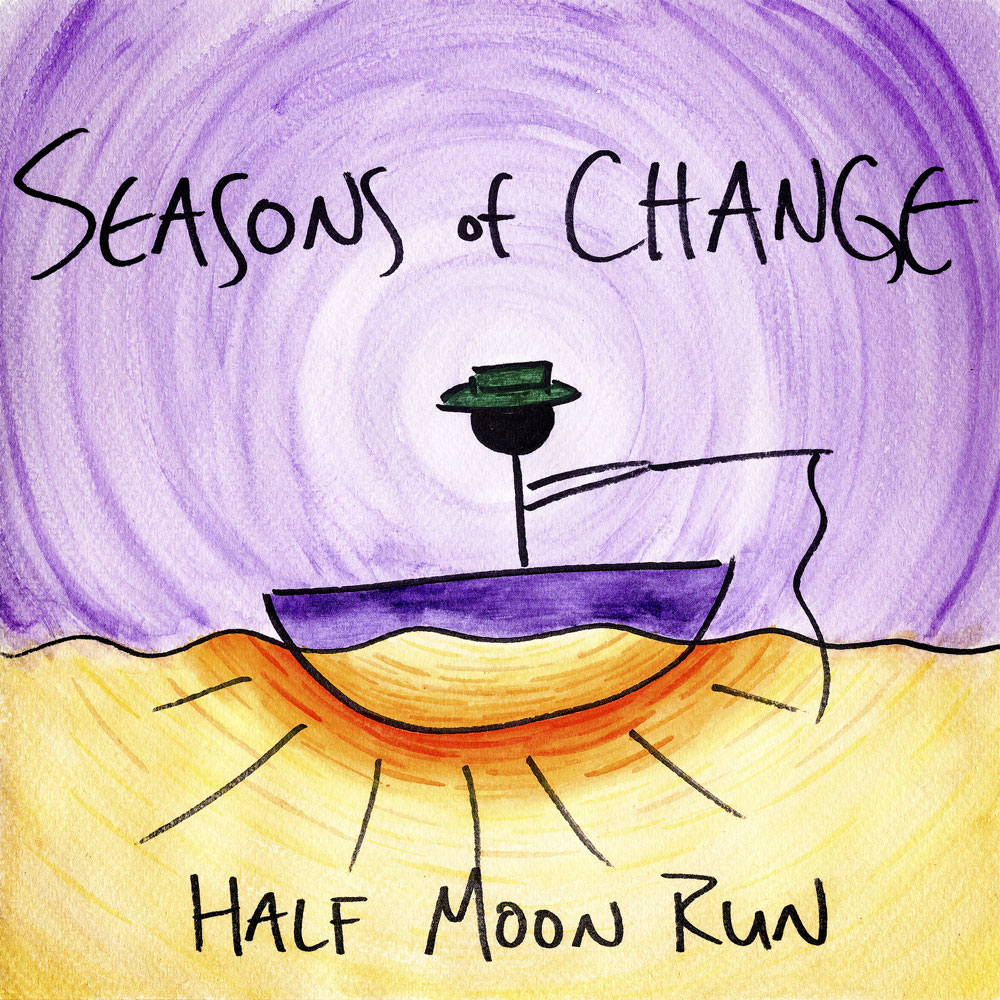 Seasons of Change (E.P.) - HALF MOON RUN