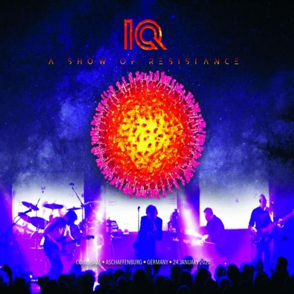 A Show Of Resistance Live @t The Colos-Saal Aschaffenburg (CD X 2) - IQ