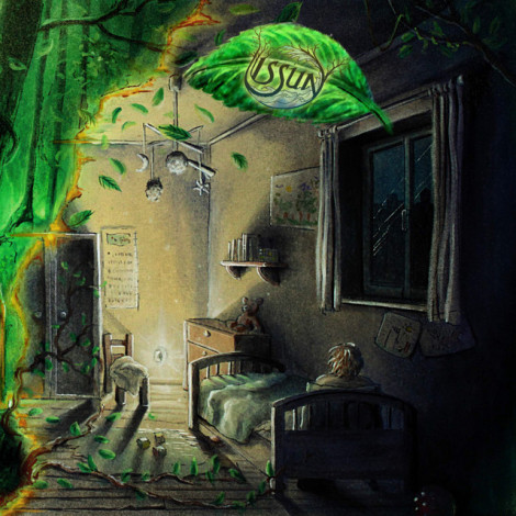 Dark Green Glow - ISSUN