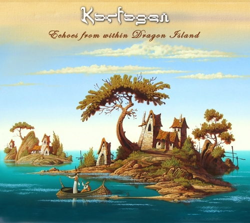 Echoes from within dragons Island  - KARFAGEN
