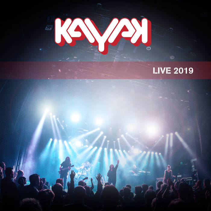 Live 2019 (CD X2) - KAYAK