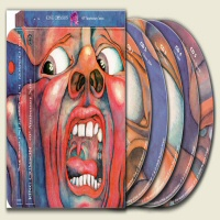 In the Court of the Crimson King - 40th Anniversary Edition (5 CD) - KING CRIMSON