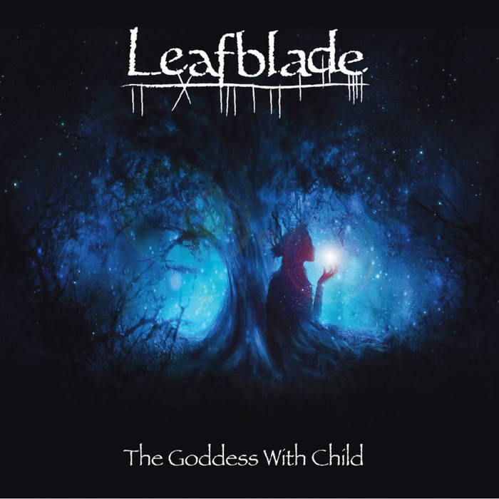 The Goddess with Child - LEAFBLADE