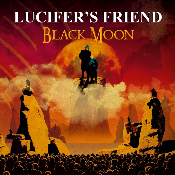 Black Moon - LUCIFER'S FRIEND