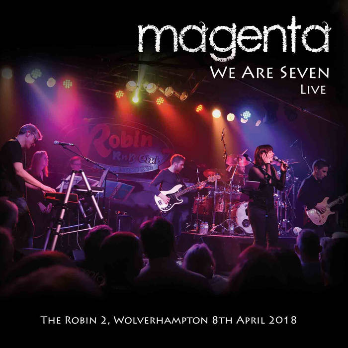 We are seven Live (CD X 2) - MAGENTA
