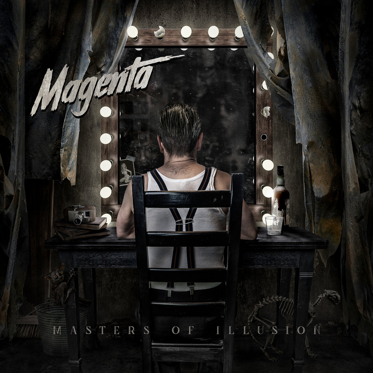 Masters of Illusion - MAGENTA