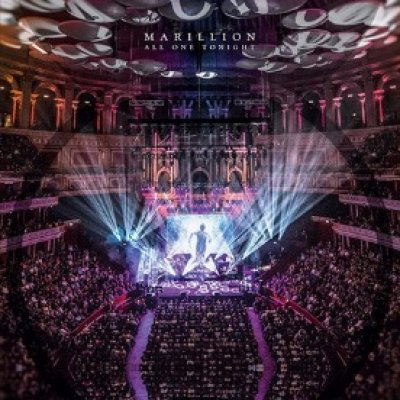 All one tonight (LIVE AT THE ROYAL ALBERT HALL) CD X 2 - MARILLION