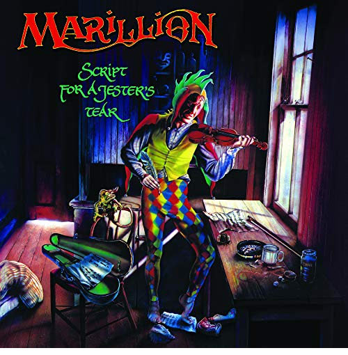 Script For A Jester's Tear (4cd Deluxe Edition) - MARILLION