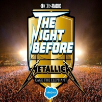 The Night Before at AT&T Park - METALLICA
