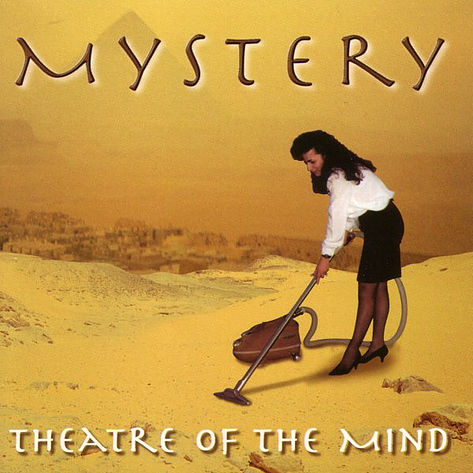 Theatre of the mind (Ré-édition) - MYSTERY
