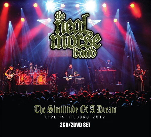 The similitude of a dream live in Tilburg (CD X2) - NEAL MORSE BAND