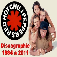 Discographie Studio (1984-2011) MP3 (10 CD) - RED HOT CHILI PEPPERS