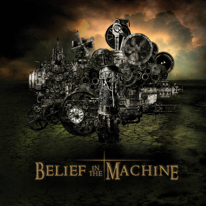 Belief in the Machine - RICK MILLER