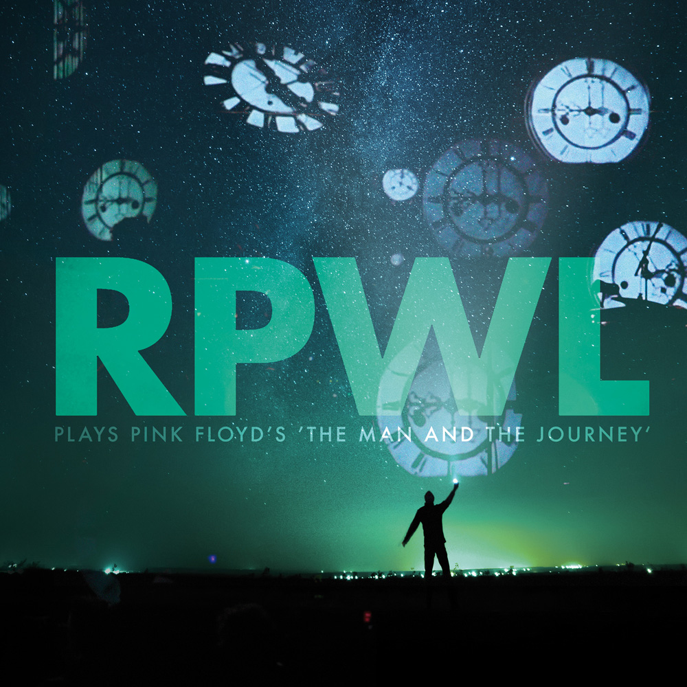 "RPWL plays Pink Floyd ""The Man And The Journey"" - RPWL"
