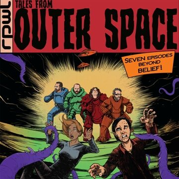 Tales From Outer Space - R.P.W.L.