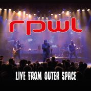 Live from Outer Space (CD X 2) - RPWL