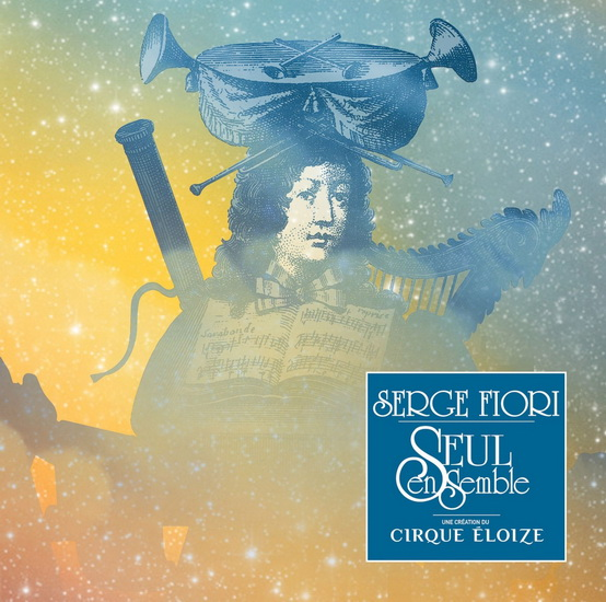 Seul Ensemble (CD x 2) - SERGE FIORI
