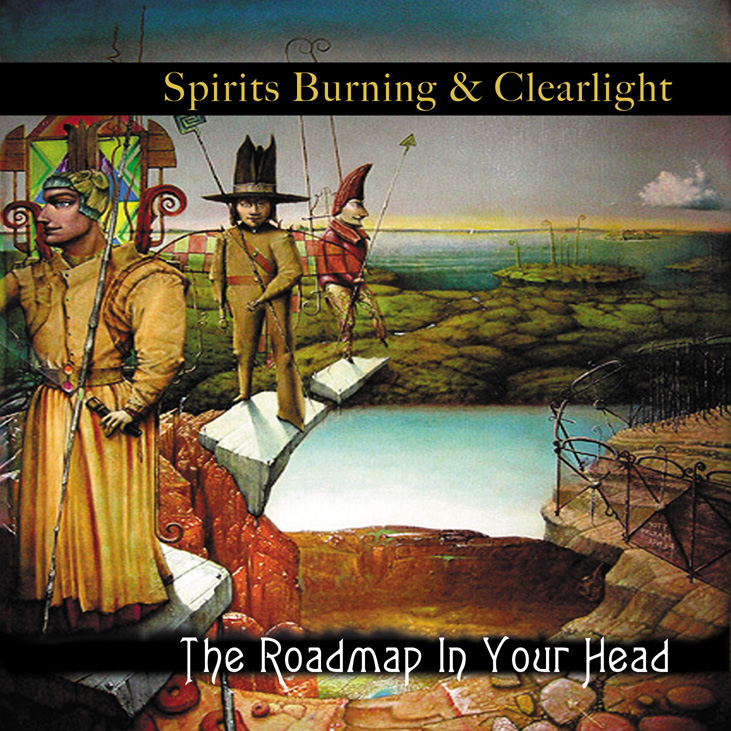 The roadmap in your head - SPIRITS BURNING & CLEARLIGHT