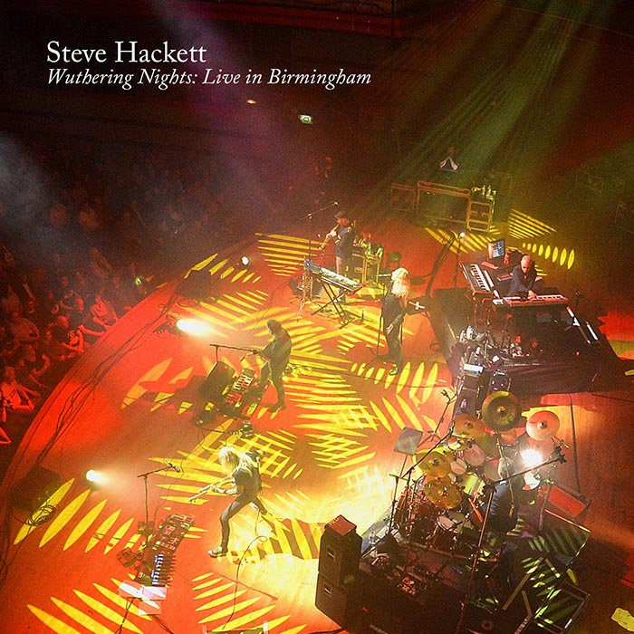 Wuthering nights : Live in Birmingham (CD X 2) - STEVE HACKETT
