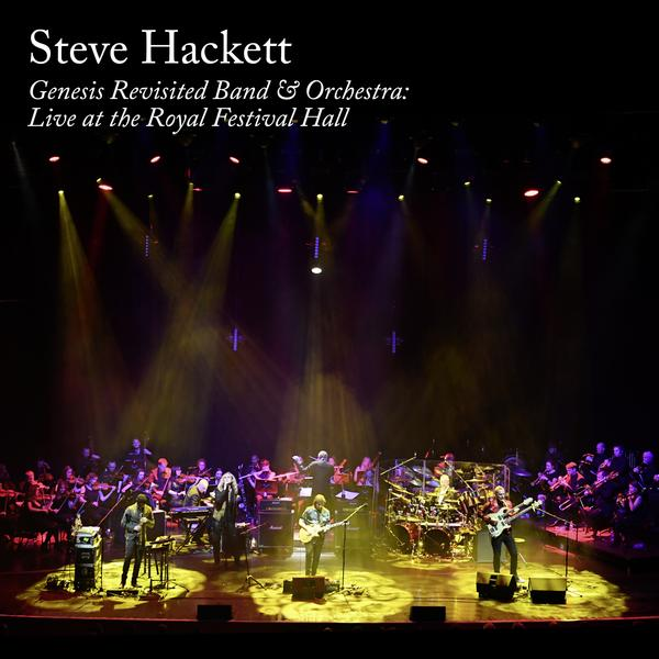 Genesis revisited Band & Orchestra : Live - STEVE HACKETT